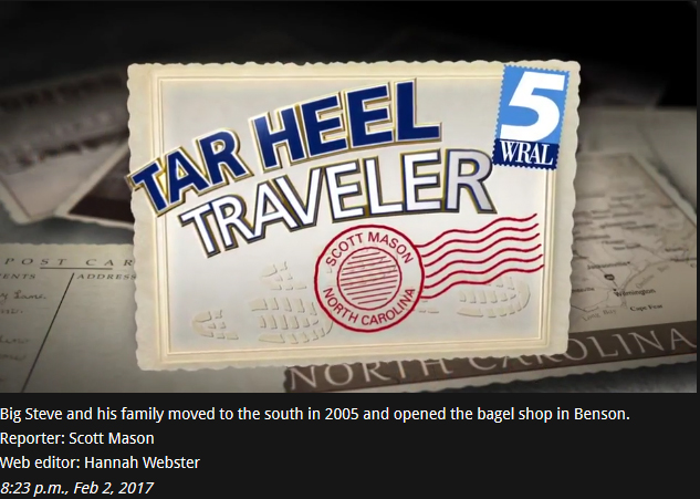 Tar Heel Traveler Review